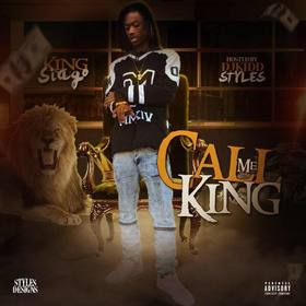 Call Me King King Siago  front cover