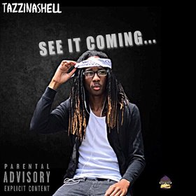 See It Coming TazzInaShell front cover