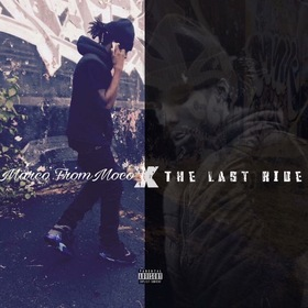Marco From Moco - The Last Ride MellDopeAF front cover