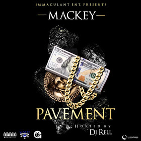 Pavement Mackey front cover