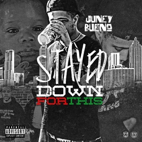 Stayed Down For This Juney Bueno front cover