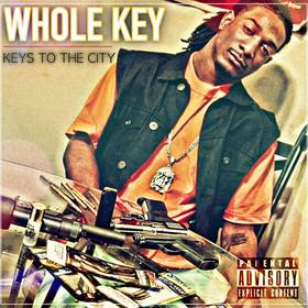 Whole Key :: Key To The Streets Dj Trey Cash front cover