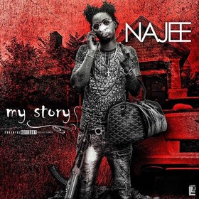 My Story BBE Najee front cover