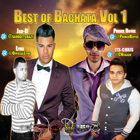 Best Of Bachata Vol 1  DJ Papito front cover