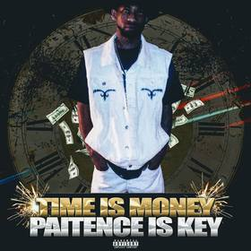 Time Is My Money Patience Is Key [JuggMan] Dj Tony Pot front cover