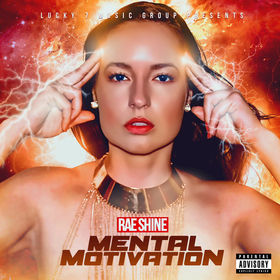 Mental Motivation Rae Shine  front cover