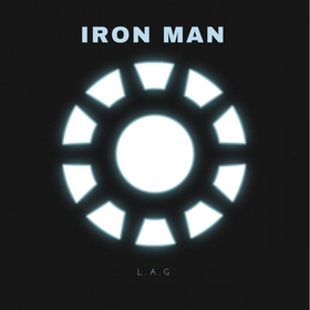 Iron Man (Official) L.A.G Music front cover