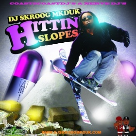Hittin Slopes Skroog Mkduk front cover