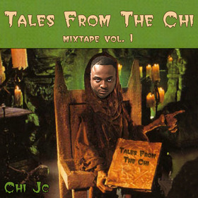 Tales From The Chi Chi JC front cover