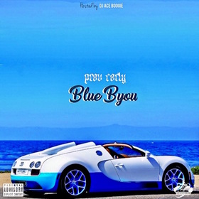 Blue Byou Prav Early front cover