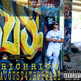 AUGUST4TH99BABY Rich Rico front cover