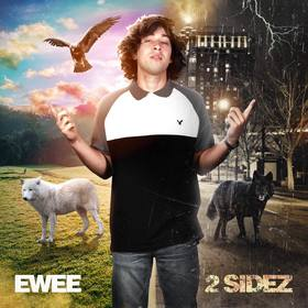 2 Sidez The Mixtape Ewee front cover
