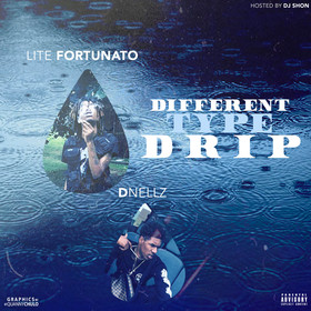 Different Type Drip Dnellz + Lite Fortunato front cover