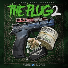 The Plug 2 DJ Almighty Slow front cover