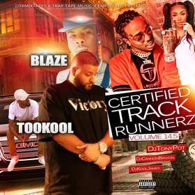 Certified Track Runnerz 14.5 Dj Tony Pot front cover
