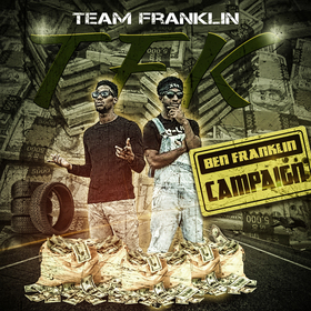Ben Franklin Campaign Team Franklin TFK front cover