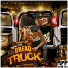 Bread Truck Major The King front cover