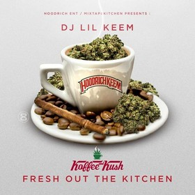 Fresh Out The Kitchen 5 DJ Lil Keem front cover
