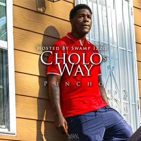 cholo's way Puncho front cover