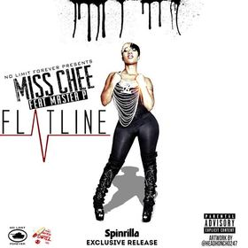 Flatline Miss Chee front cover