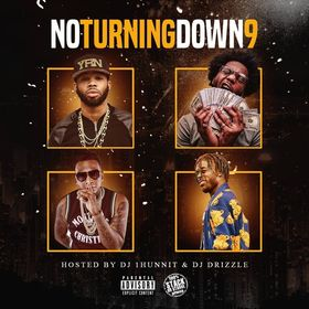 No Turning Down 9 Stack Or Starve front cover