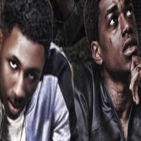 Kodak Black & NBA YoungBoy (The Mixtape) Only 1 Promotion front cover