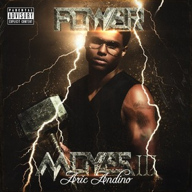 Power Moves 3 Aric Andino front cover