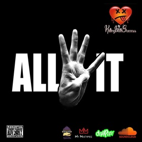 ALL 4 It KWS Supreme front cover