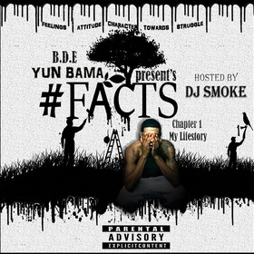 #Facts17 Mixtape Yun Bama front cover