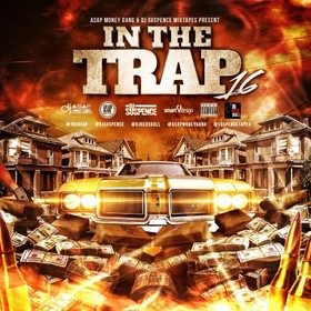 In The Trap 16 DJ ASAP front cover