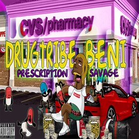 Perscription Savage Drugtribe Beni front cover