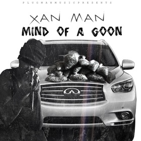 Mind Of A Goon xanman front cover