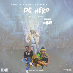DC Hero Romilli front cover