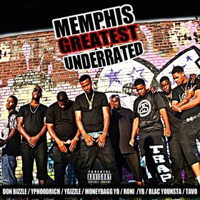 MGU (Memphis Greatest Underrated) MGU front cover
