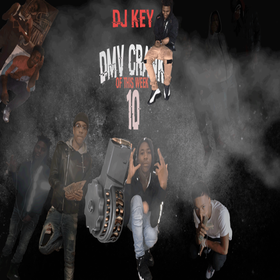 DMV Crank Of This Week #10 DJ Key front cover