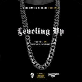 Leveling Up Vol. 1 DJ Cinco P Beatz front cover