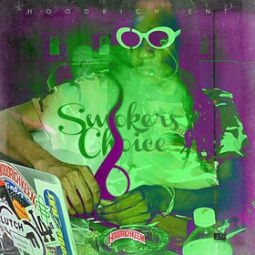 Smokers Choice 6 DJ Lil Keem front cover