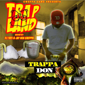 Trap Land Trappa Don front cover