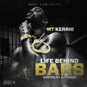 Life Behind Bars Dj Illy Jay front cover