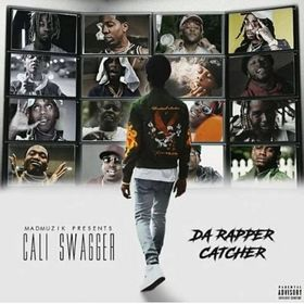 Rapper Catcher Cali Swagger front cover