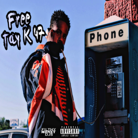 Free Tay K 47 Filthy Money Mixtapes front cover