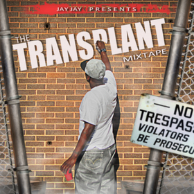 THE TRANSPLANT Jay Jay front cover