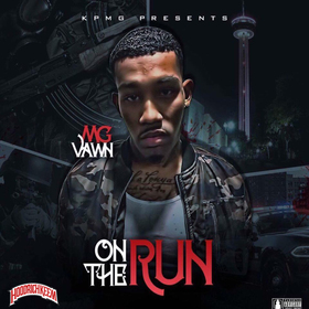 On The Run MG Vawn front cover