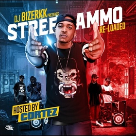 Street Ammo Re-Loaded DJ Bizerkk front cover