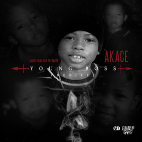 Young Boss (Free Jefe) AK Ace front cover