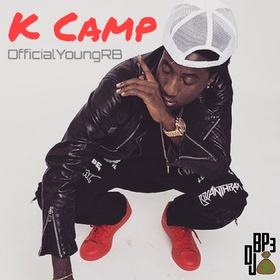 K Camp (The Mixtape) OfficialYoungRB front cover