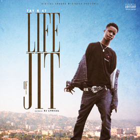 Life Of A Jit DJ LYRICAL front cover