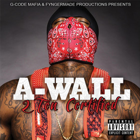 Lets Roll A-Wall front cover