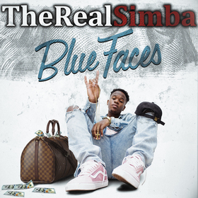 Blue Faces Simba front cover