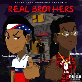 Real Brothers FrenchieMCM front cover